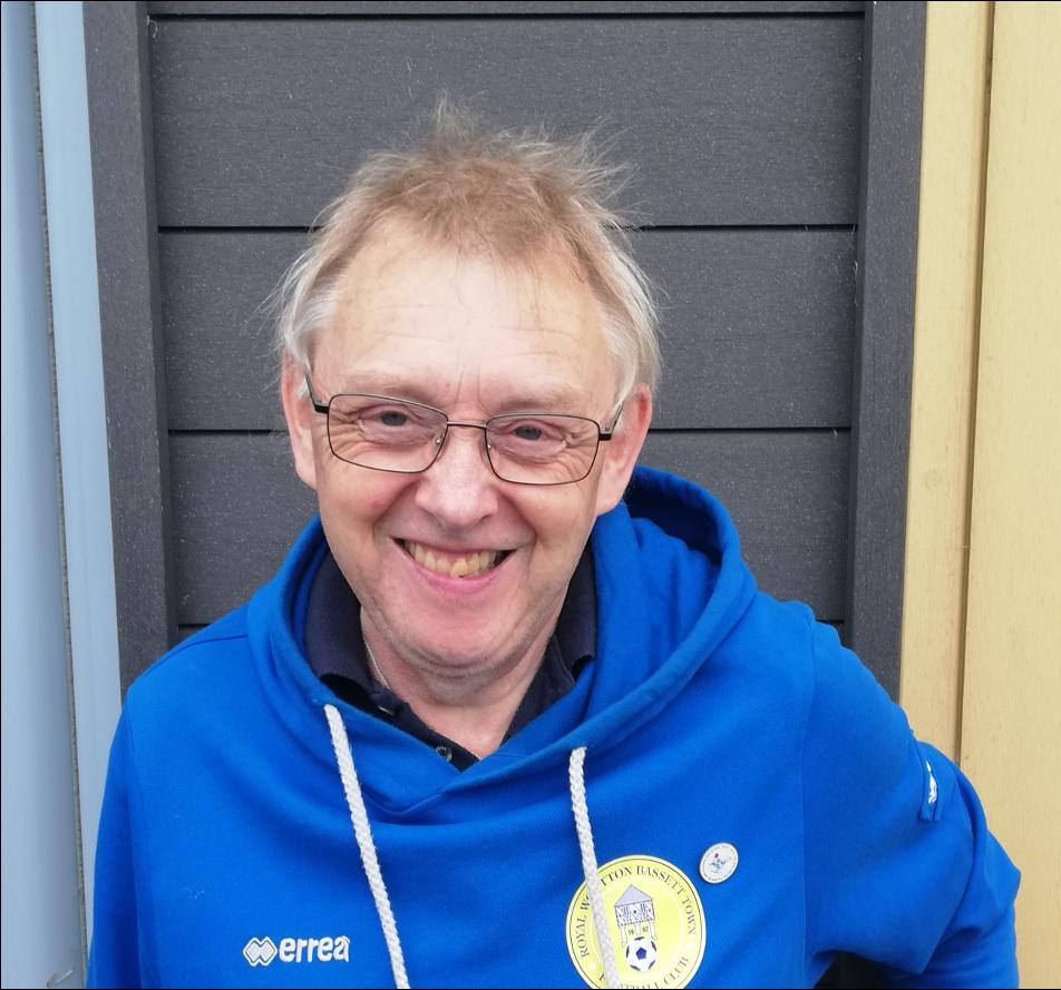 Dave Thomas appointed Life Member (Credit: RWBTFC)