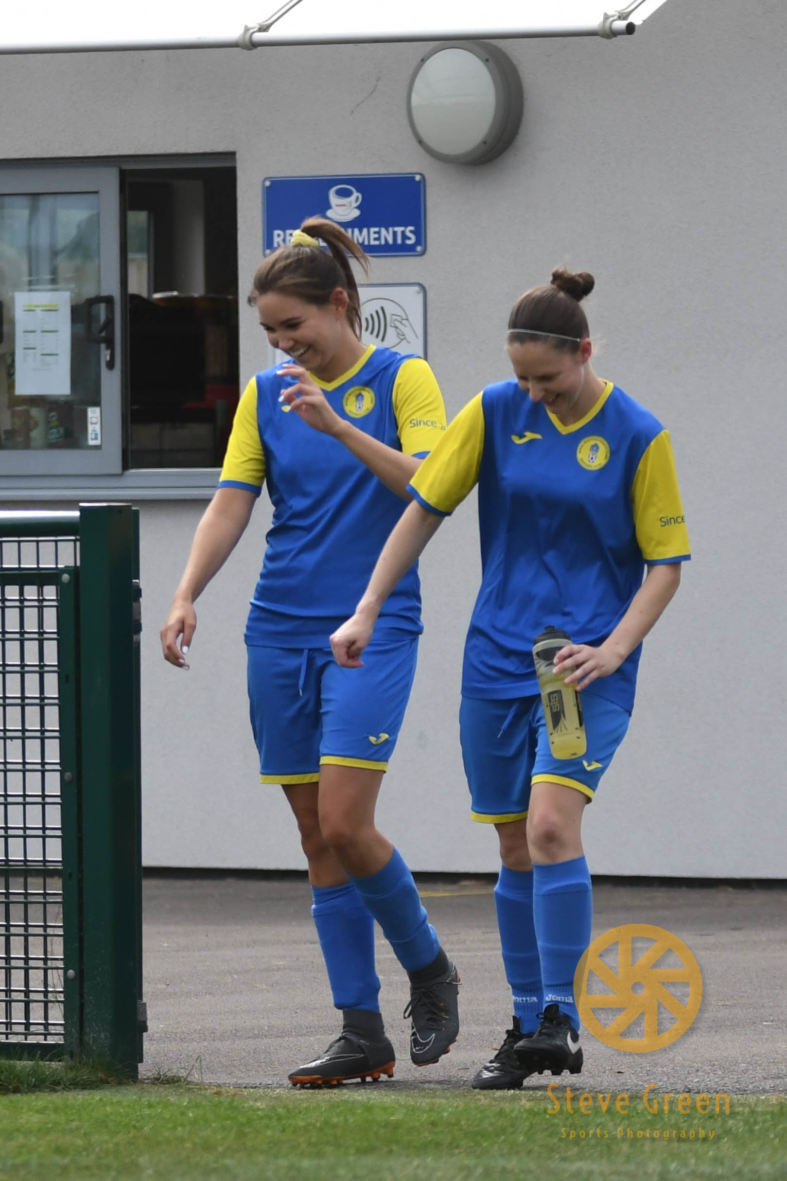 Photos from Royal Wootton Bassett Town Ladies 5-1 win against Middlezoy  (Credit: Steve Green)