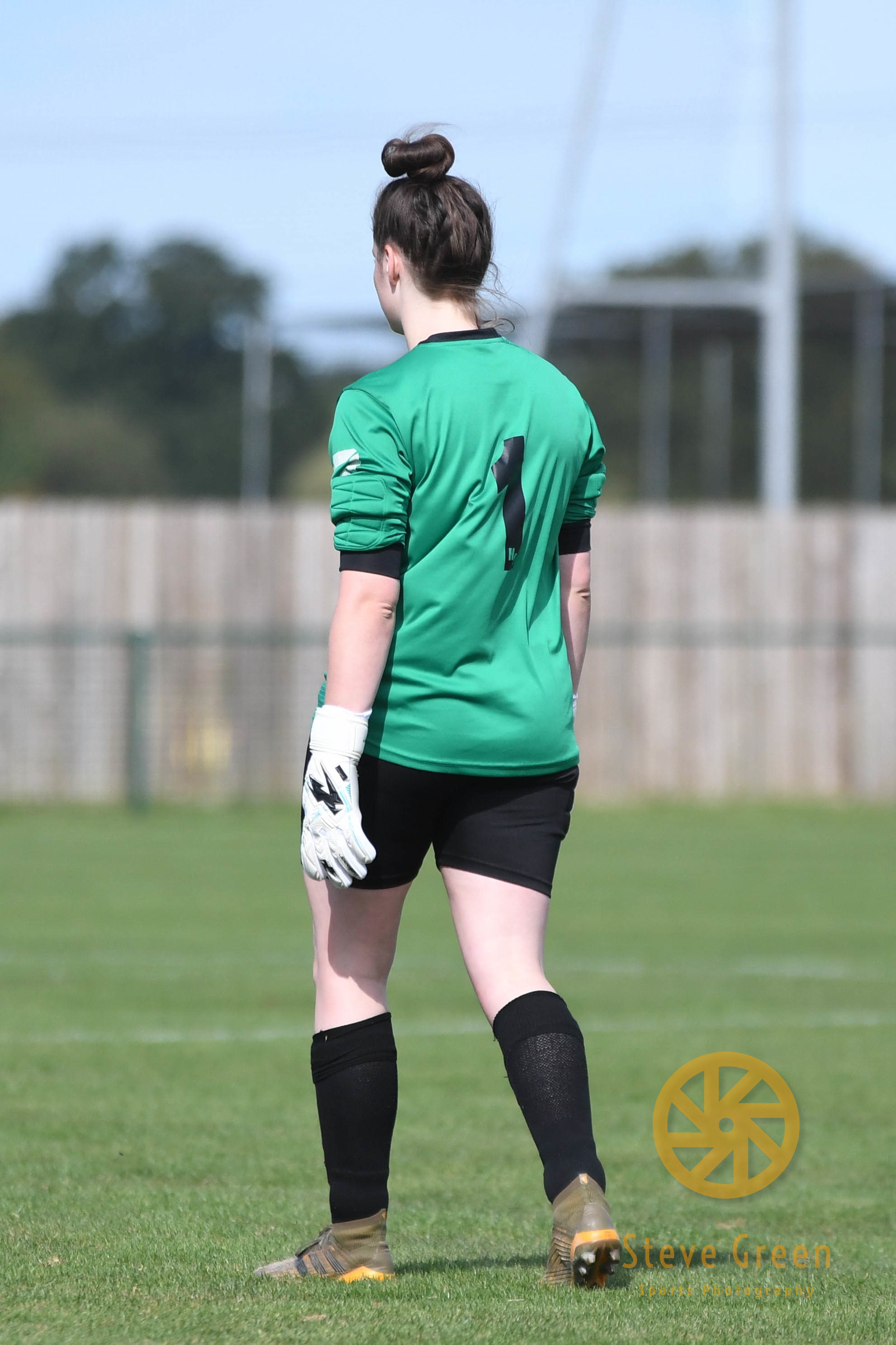 Photos from Royal Wootton Bassett Town Ladies' 4-0 defeat against Ilminster Town (Credit: Steve Green)