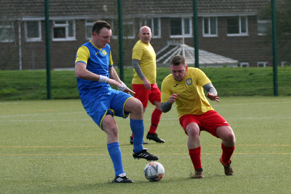 Veterans Football Photo
