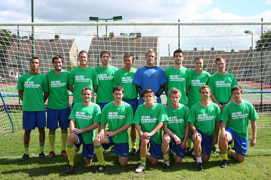 First Team 2010/2011 Team Photo