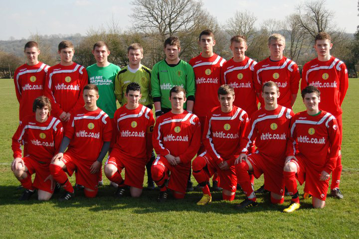 Under 18 Floodlit 2010/2011 Team Photo
