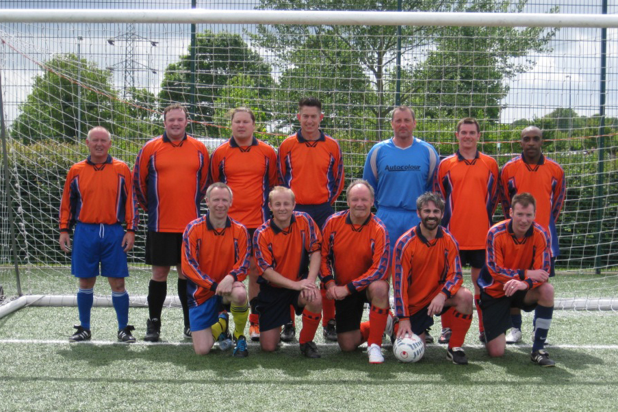 Veterans Team Photo