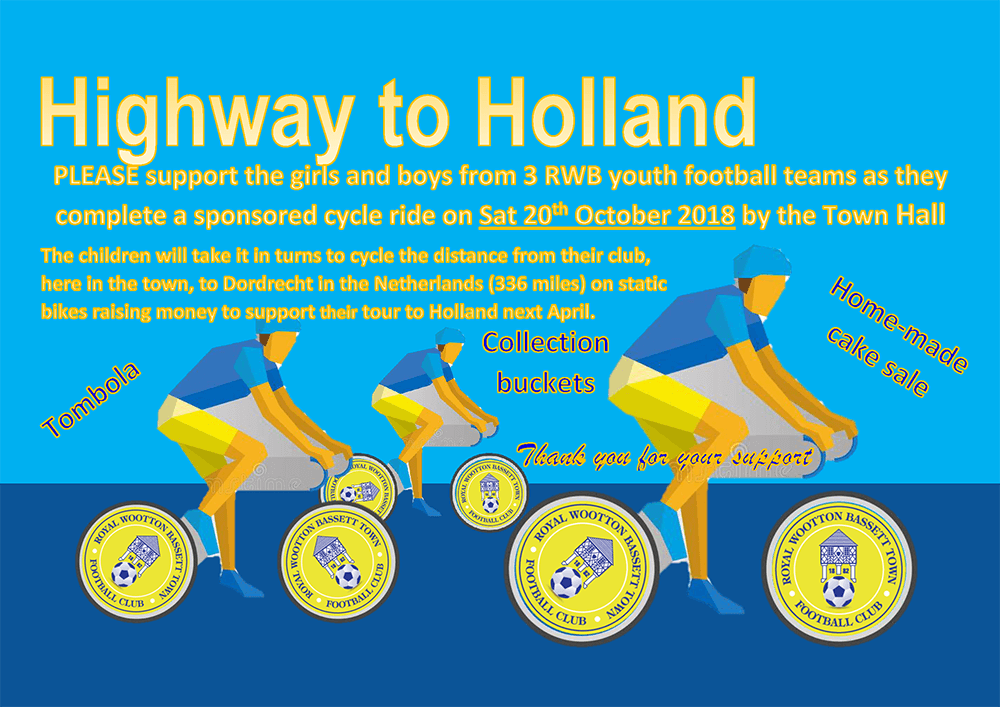 Highway to Holland poster